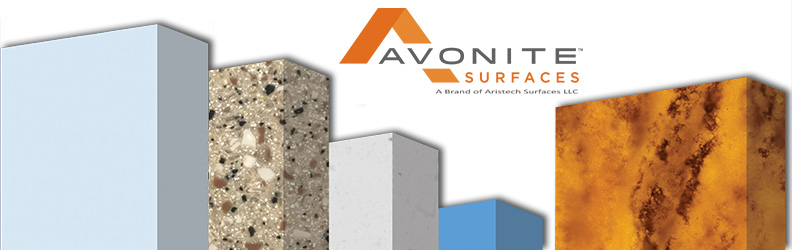 DSI Avonite Solid Surfaces from Aristech
