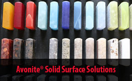 Avonite Solid surface