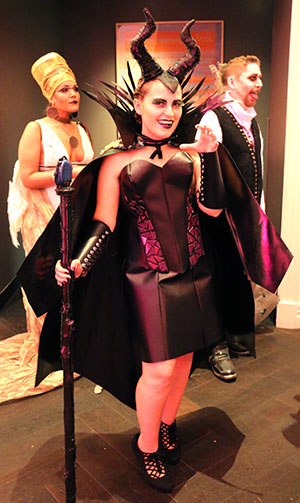 Maleficent-Formica Decoleather