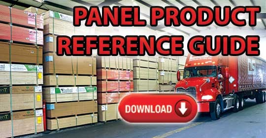 Panel Product Reference Guide