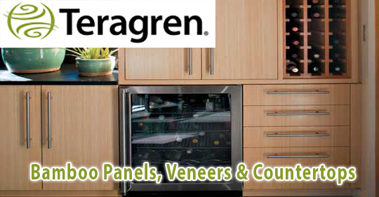 Teragren Bamboo Panels And Veneers Are Ideal For Cabinetry, Wall  Treatments, Furniture And More With The Benefit Of The Highest Air Quality  Rating.