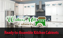 Walkers Mill RTA Cabinets