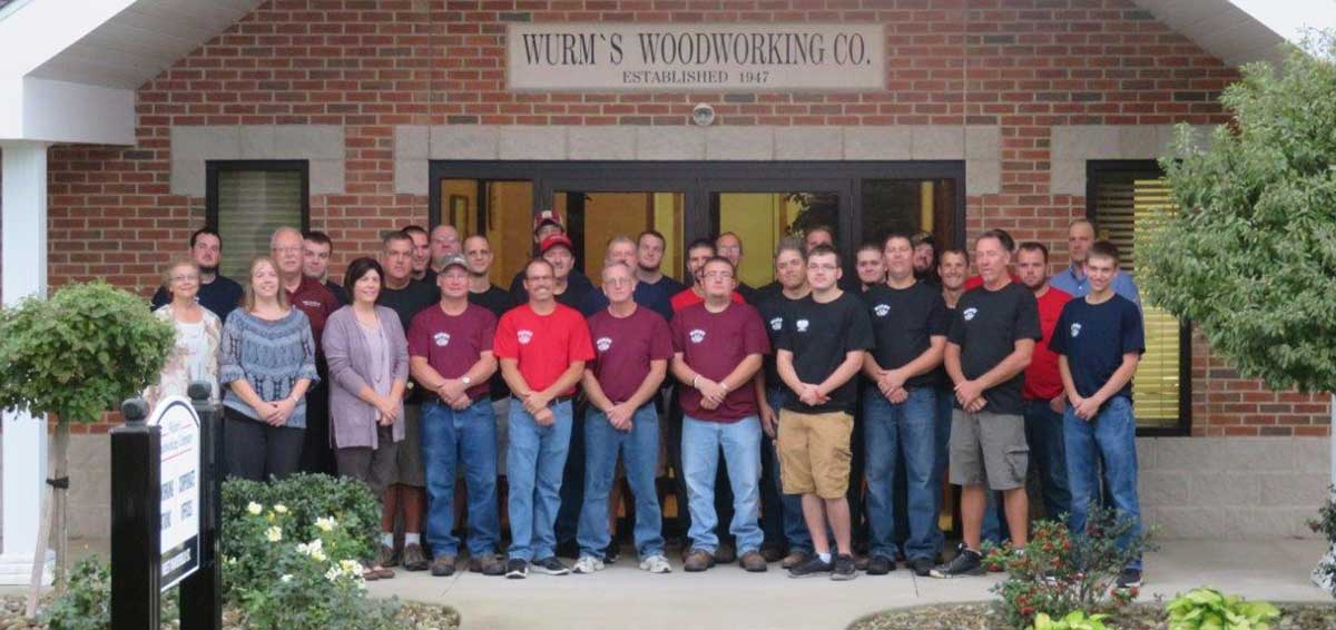 WURM'S WOODWORKING COMPANY